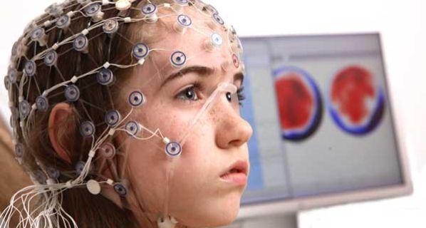 dziecko EEG
